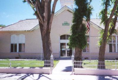 San Luis, Colorado - Courthouse