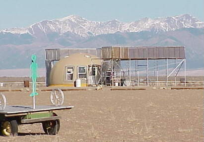 SLV-UFO Tower Site